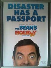 Cinema Poster: MR BEAN'S HOLIDAY 2007  (Passport One Sheet) Rowan Atkinson