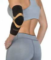 Copper Pro Series Performance Compression Elbow Sleeve With Copper SIZES M,L,XL