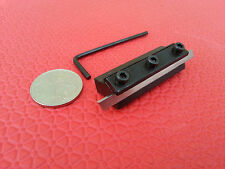 MINI T  TYPE LATHE PARTING TOOL  Cut Off Blade  6mm Shank Fits Emco Unimat lathe