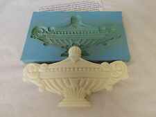 SILICONE RUBBER MOLD ORNATE URN MOLDING FIRE PLACE FURNITURE CUPBOARDS