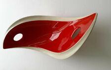 jolie et grande coupe à fruits , signée DLG Roland Brice céramique années 62