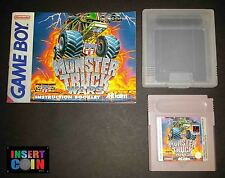 JUEGO NINTENDO GAME BOY MONSTER TRUCK WARS  // ADVANCE / COLOR