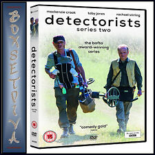 DETECTORISTS - COMPLETE SERIES 2 *BRAND NEW DVD***