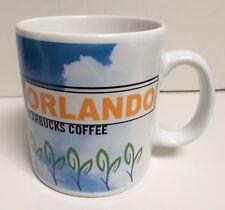 Starbucks NEW Orlando 1999 20 oz Coffee Mug W/ Original Price Tag