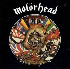 CD - MOTORHEAD - 1916