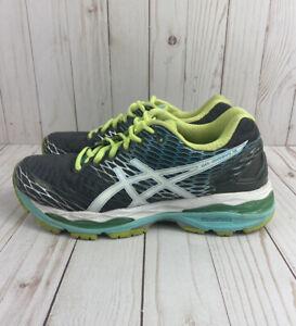 ASICS Gel-Nimbus 18 (T650N) Athletic Running Training Women's Shoes Size 8.5 (B)