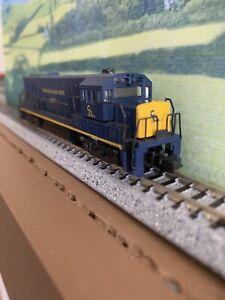 Atlas 4455 N Scale Chesapeake & Ohio GE U25B Phase IIa Diesel Locomotive #2500