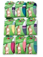 Fruit of the Loom Underwear Womens 3 Pack Cotton Low-Rise Bikini Panties Hipster
