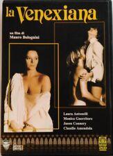 Dvd La Venexiana con Laura Antonelli 1986 Usato