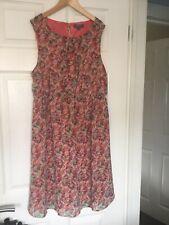 Maternity Dress Size 14 New Look