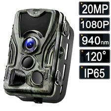Hunting Camera Wildlife Trail Scouting Game Camera 1080P 20Mp Night Vision Tft