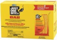 JUST ONE BITE RAT & MOUSE BAIT BARS 8/BOX