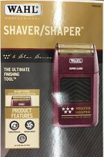 Brand New Wahl 5 Star Series Shaver Shaper 785805 Cordless Super Close