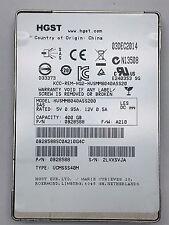 HGST Ultrastar SSD800MM 400GB 12G 2.5 SAS MLC NAND SSD HUSMM8040ASS200