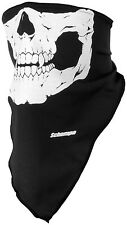 Function Skull Face Scarf Snood Neck Mask Bandana | Ski Motorcycle BMX BikeecL