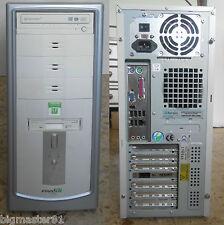 Case Computer Desktop ATX Intel Core 2 Duo E7500 2.93GHz - 6GB di RAM - HD 500GB