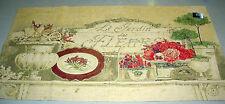 Les Jardin Des Fleurs ~ Garden Flowers Grande Tapestry Wall Hanging