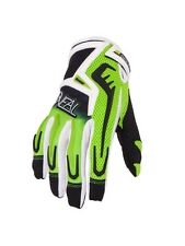 GUANTES oO ' NEAL REACTOR GLOVE 2016 color NEGRO-VERDE FLUO talla S