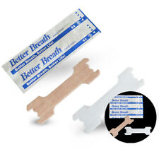 50Pcs Breathe Right Better Nasal Strips Anti Snoring Health Sleeping Little