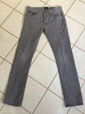 RVCA NEW! Gray STAY RVCA Button Fly Slim Leg Men's Jeans Sz 30/31 NWOT!