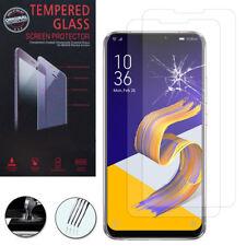 2 Films Verre Trempe Protecteur pour Asus Zenfone 5 ZE620KL/ Zenfone 5z ZS620KL