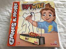Juegos y más-Juego de alambre caliente