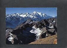 C1970's View Of Diablerets And The Swis Alps