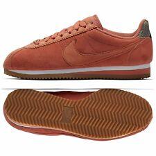 Nike WMNS Classic Cortez ALC Premium AH5206-200 Terra Bush Leather Shoes Sz 9