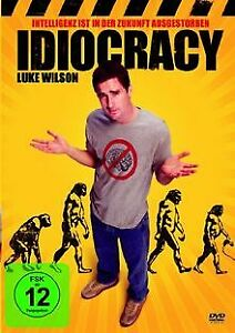 Idiocracy de Mike Judge | DVD | état bon