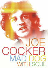 Joe Cocker - Mad Dog with Soul (NEW DVD)
