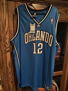 ORLANDO MAGIC SIGNED DWIGHT HOWARD AUTHENTIC JERSEY #12 size 52 upper deck COA