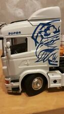 Tamiya Scania 1/14 Truck Decal Griffin Set