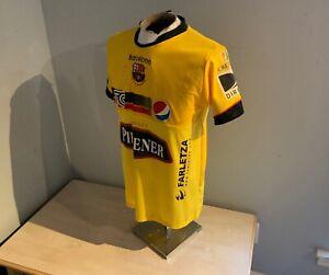 New Barcelona Ecuador Soccer/Futbol Jersey FEF  NWT Medium