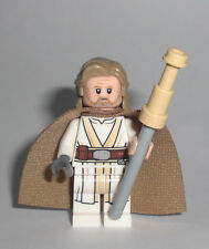 LEGO Star Wars - Luke Skywalker Old - Figur Minifig Last Jedi Alt Ahch-To 75200