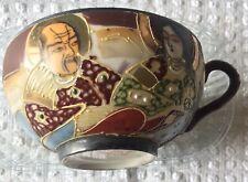 Satsuma tazza da tè - porcellana giapponese del periodo taisho (1913/1926)