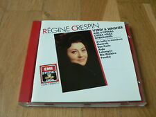 Régine Crespin - Verdi & Wagner : Airs d'Opéras, Opera Arias - CD EMI W.Germany