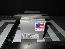 """Dou-Fast 3/16"""" 5mm Leg Stainless Steel Staples ADF5006SSC 5000 pcs  USA Made"""