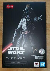 Bandai Tamashii Nations Movie Realization Samurai General Darth Vader Star Wars