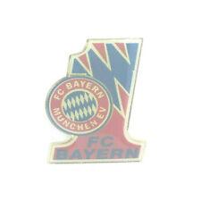 FC Bayern München e.V. Pin Logo No. 1 Anstecker Fussball Bundesliga #741
