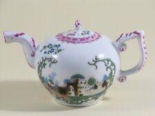 MINIATUR Teekanne Höchst Franklin Mint Victoria & Albert Museum V & A Mini Kanne