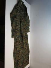 Dogs Woodland Digital Hunting Camouflage Green Marpat Coveralls Medium Short New