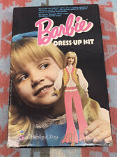 NOS Barbie Dress Up Kit Colorforms Set 1970 Vintage Complete in Box