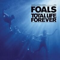 "FOALS ""TOTAL LIFE FOREVER"" LP VINYL NEW+"