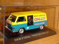 """DKW F1000L F 1000 L 1:43 """"PASTAS GALLO"""""""