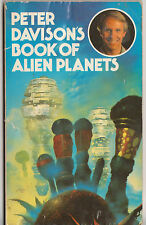 Peter Davison's Book of Alien Planets. Rare-ish Doctor Who. Part sale4charity do