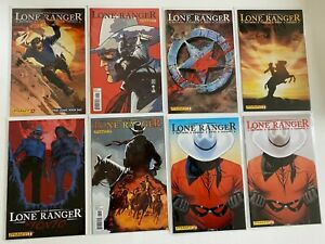 Longe Ranger Dynamite Comic Lot 47 Diff #1-25+Variants+Specials 8.0 VF (2006-11)