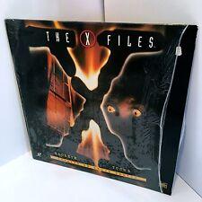 X-Files Laserdisc Episodes 1x02 & 1x20 (PRISTINE CONDITION)