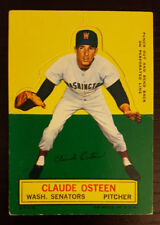 1964 Topps Baseball Stand Up #52 Claude Osteen Washington Senators