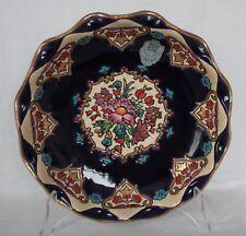 Schale, Teller Emaux de Longwy  Keramik Fayence Frankreich