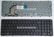 NEW for HP 15-g022na 15-g091na 15-g091sa 15-g092na 15-g092sa Keyboard Frame UK